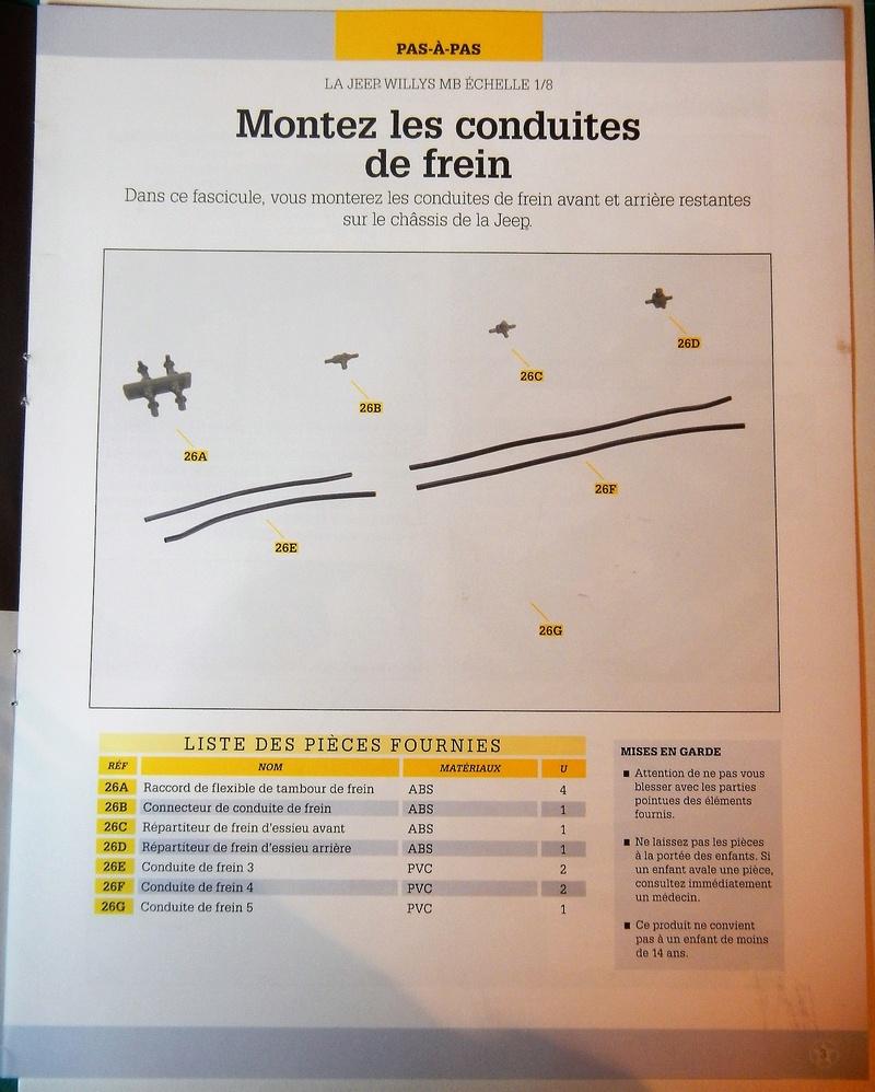 Jeep Willys - 1/8ème - Ed. Hachette - Construction par Glénans (Partie 1) - Page 5 Dscn6858