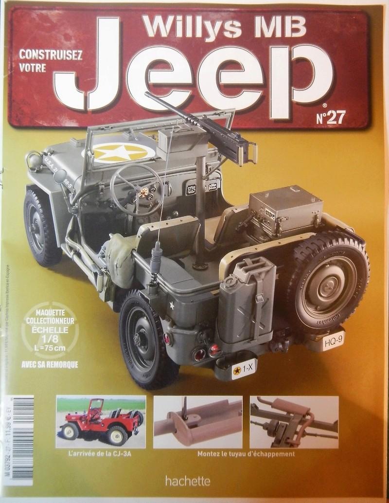 Jeep Willis Hachette au 1/8 [partie I] - Page 3 Dscn6860