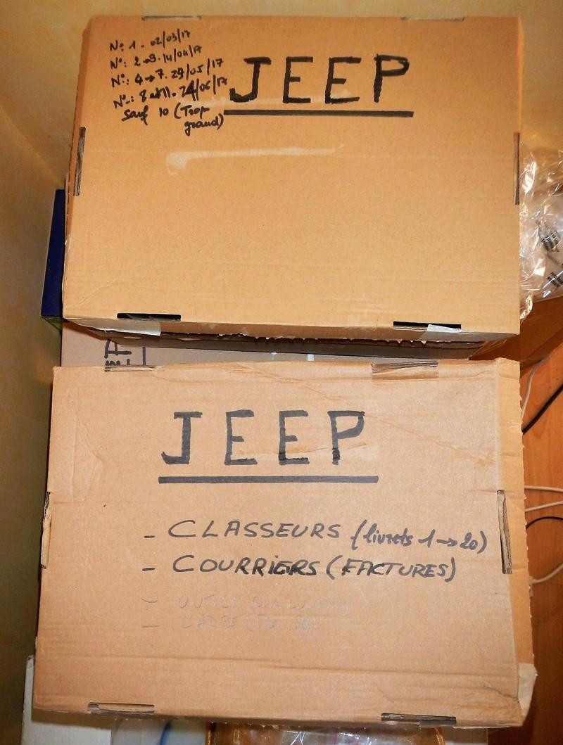 Jeep Willys - 1/8ème - Ed. Hachette - Construction par Glénans (Partie 1) - Page 6 Dscn6914