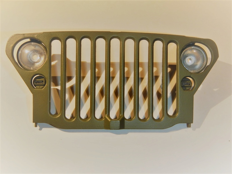 Jeep Willis Hachette au 1/8 [partie I] - Page 3 Dscn6941