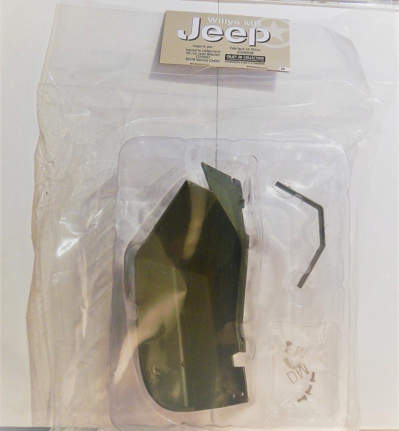 Jeep Willys - 1/8ème - Ed. Hachette - Construction par Glénans (Partie 1) - Page 21 Dscn7089
