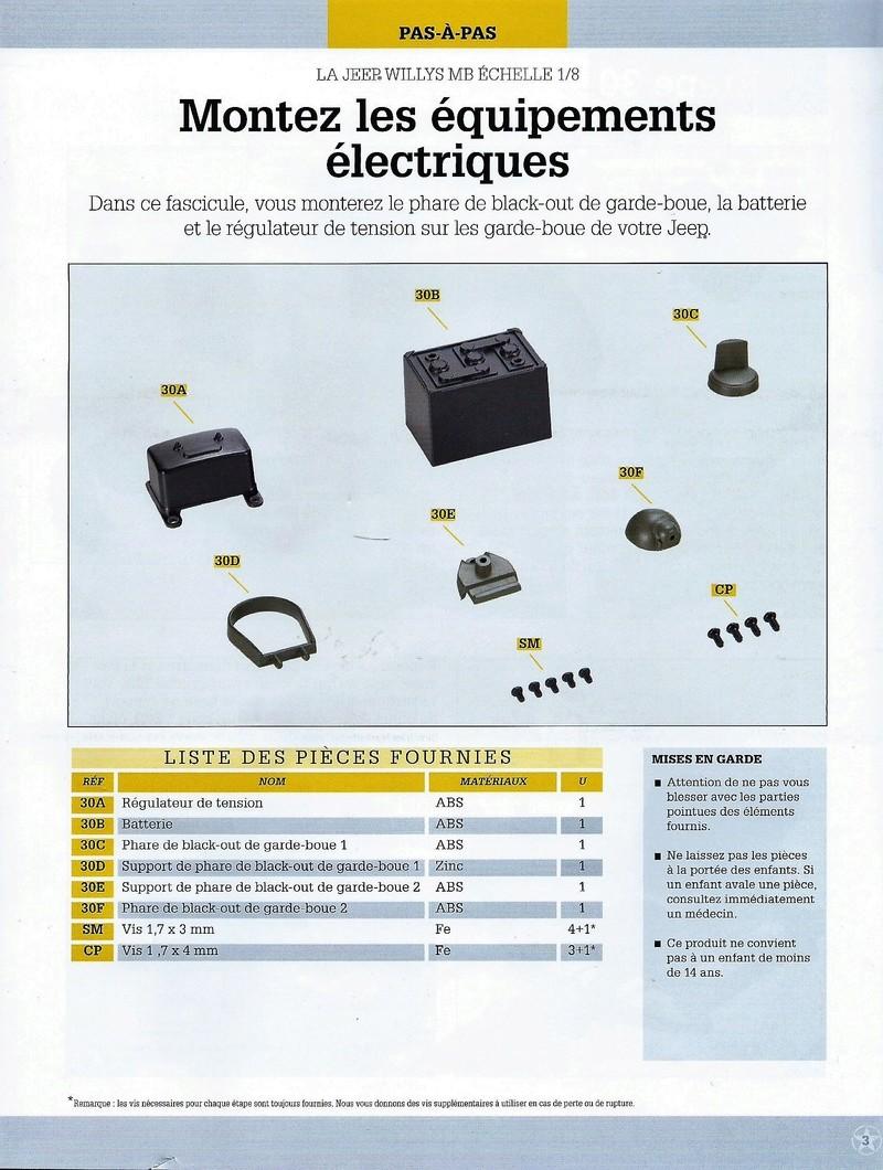 Jeep Willys - 1/8ème - Ed. Hachette - Construction par Glénans (Partie 1) - Page 21 Nc30_l11