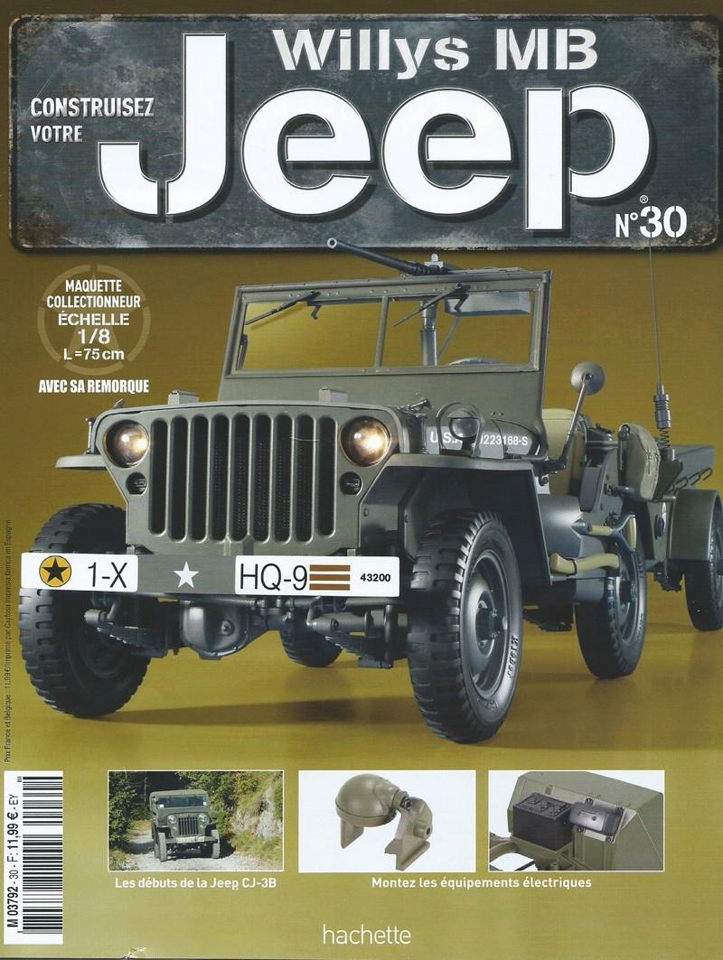 Jeep Willis Hachette au 1/8 [partie I] - Page 5 Nc30_p10