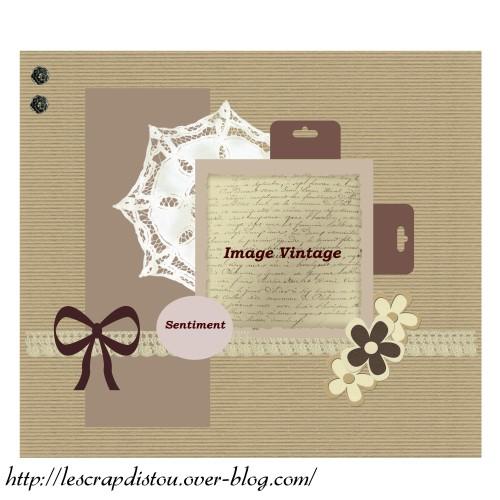 Défi n°3 - carte vintage/héritage - sketch 3a_car13