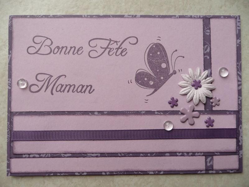 Défi n°1 - Carte de la fête des mères - TERMINE 53610010