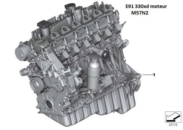 [ BMW E91 330XD M57N2 an 2007 ] Problème antidémarrage 11_33010