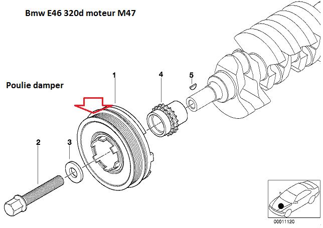 [ BMW E46 320d M47 an 2001 ] Claquement boite vitesse (résolu) 11_dam10
