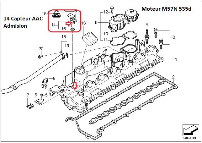 [ Bmw E61 535d Bva M57N an 2005 ] Problème de monté en régime et saccade 11_e_610