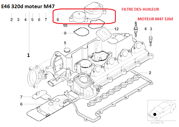[ Bmw E46 320d M47 an 2001 ] Mise au pmh du moteur (résolu) - Page 3 11_fil10