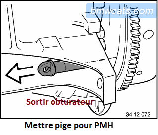 [ BMW X3 3.0d M57N2 an 2006 ] calage distribution 11_pmh10