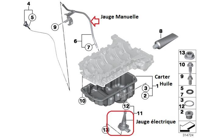 [ BMW F20 116I B38 an 2018 ] Fiabilité contrôle électronique du niveau d'huile (résolu) 11_syr10