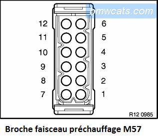 [ BMW E46 330d M57 an 1999 ] Localisation boitier démarrage (résolu) 12_m5710