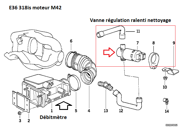 [ BMW E36 318is M42 an 1994 ] Problèmes de ralenti 13_act10