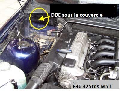 [ BMW E36 325 tds M51 an 1995 ] problème voyant injecteur - Page 2 13_e3610