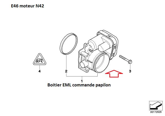[ bmw E46 318i an 1999 ] Étouffement à l'accélération 13_eml10