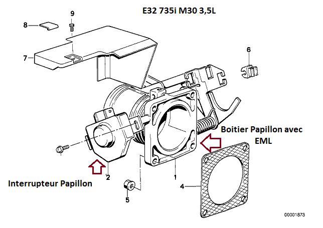 [ Bmw e32 735i M30B35 an 1991 ] Problème de puissance (résolu) 13_m3011