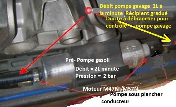 [ BMW E39 530D M57 an 1999 ] Circuit de gasoil qui se vidange quand on coupe le moteur (résolu) 13_pre12