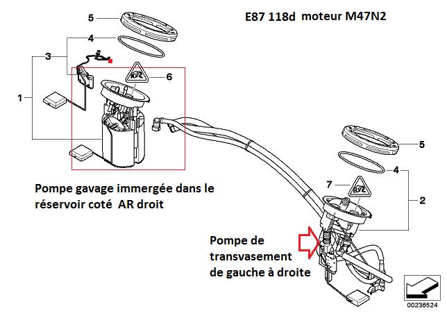 [ BMW E87 118D an 2007 ] Moteur ne démarre plus 16_e8710