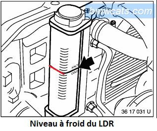 [ Bmw e46 316i 1,6L an 2000 ] Problème liquide refroidissement monte en pression 17_m4310