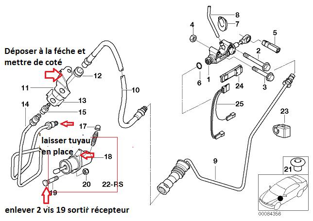 [ BMW E46 320d M47 an 2001 ] Claquement boite vitesse (résolu) 21_m4711