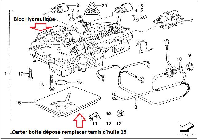[ BMW E32 750i V12 ] problème boite automatique 24_75010