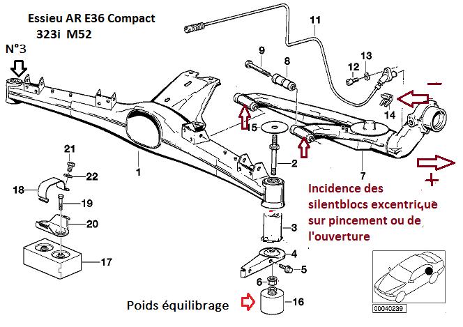 (En attente ) [ Bmw e36 323ti an 1998 ] Remplacement silent-bloc arrière - Page 3 33_e3612