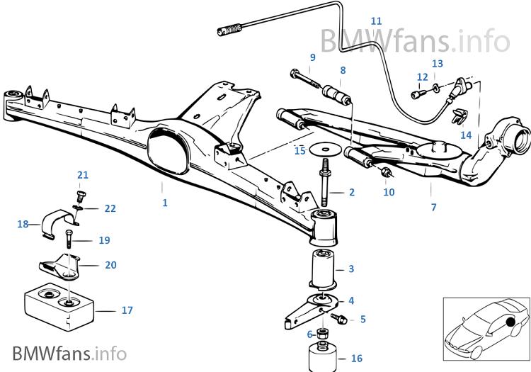 (En attente ) [ Bmw e36 323ti an 1998 ] Remplacement silent-bloc arrière 33_ess10