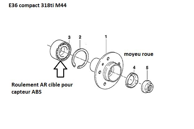 [ BMW E36 318ti M.44 an 1996 ] Problème ABS ( Résolu ) 33_rou10