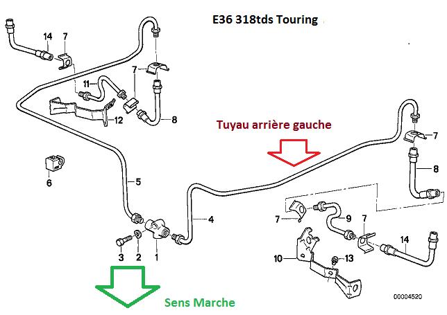 [ BMW E36 318tds an 1997 ] Changement canalisation frein arrière (résolu) 34_e3611