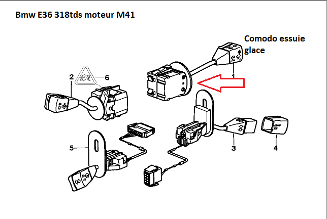 [ BMW E36 318 TDS an 1998 ] Problème clignotant et warning côté gauche E36_3110