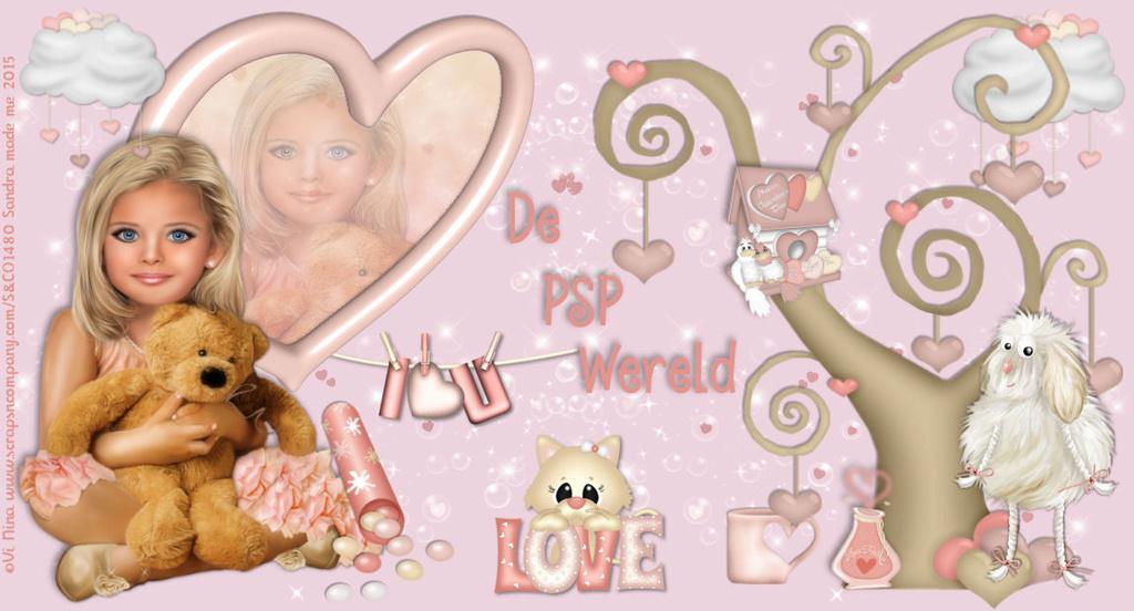 De PSP Wereld. Iedereen is welkom.