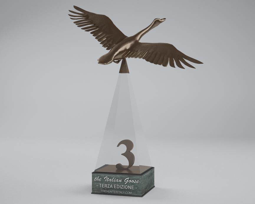 [CONCLUSA] 4444 Special Event - Competizioni ufficiali TheHunteritaly - Italian Goose Championship III edizione  - Oca Canadese - Bro11