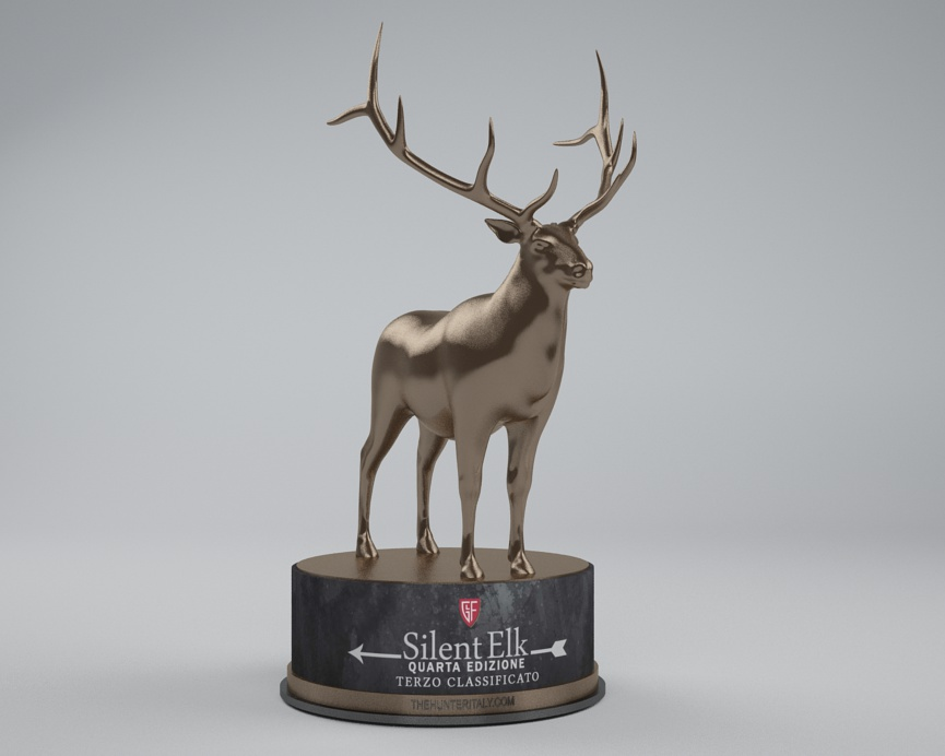 [CONCLUSA] Competizioni Ufficiali theHunterItaly: - Silent Elk IV edition - Roosevelt Elk Bro15