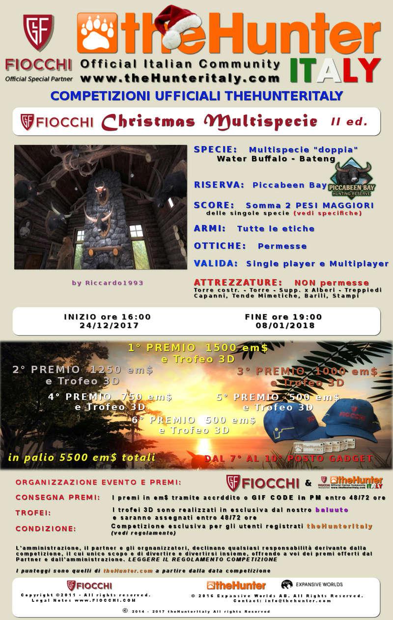 [CONCLUSA] Competizioni Ufficiali TheHunterItaly - Christmas Multispecies II edition. Christ12