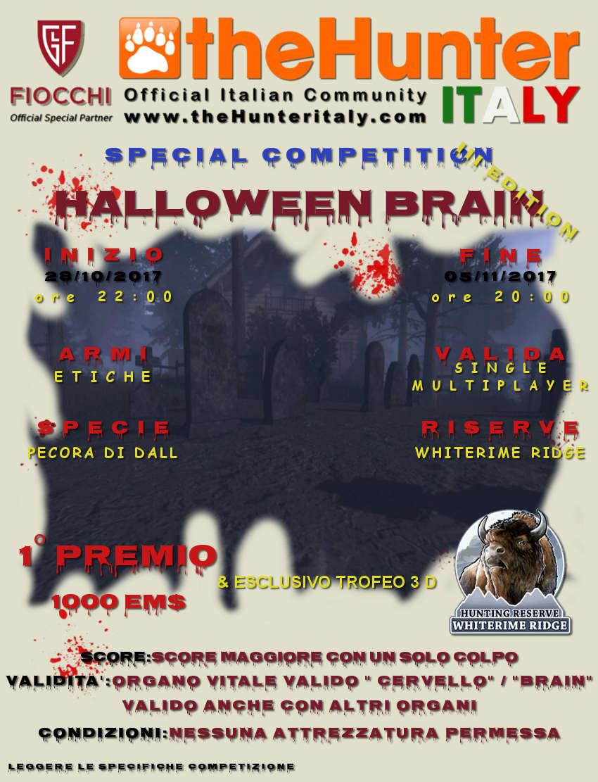 [CONCLUSA] Competizioni ufficiali TheHunteritaly - Halloween Brain III edition  - Pecora di dall - Hallow11