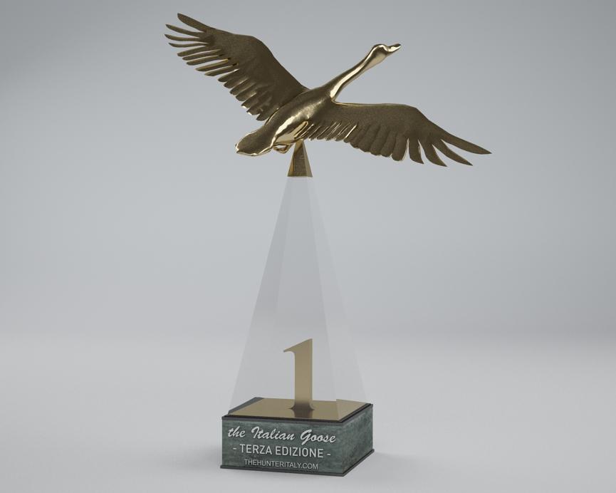 [CONCLUSA] 4444 Special Event - Competizioni ufficiali TheHunteritaly - Italian Goose Championship III edizione  - Oca Canadese - Oro10