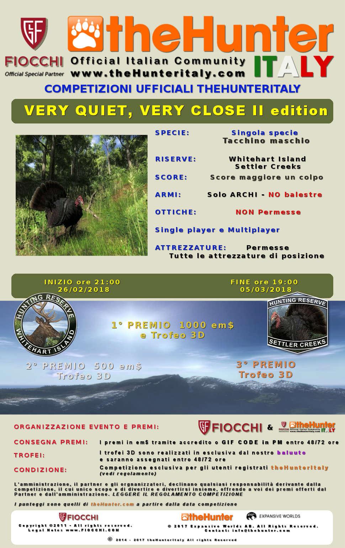 [CONCLUSA] 4444 Special Event - Competizioni Ufficiali TheHunterItaly - Very Quiet, Very Close II edition. - Tacchino Very_q11
