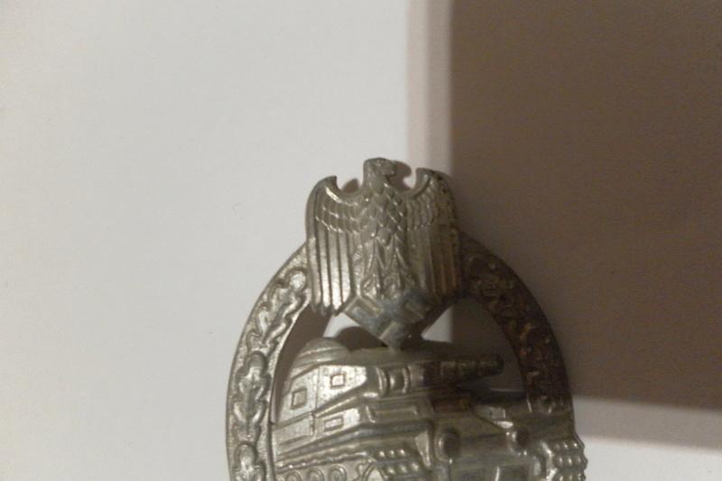 badge panzer argent Sam_2423