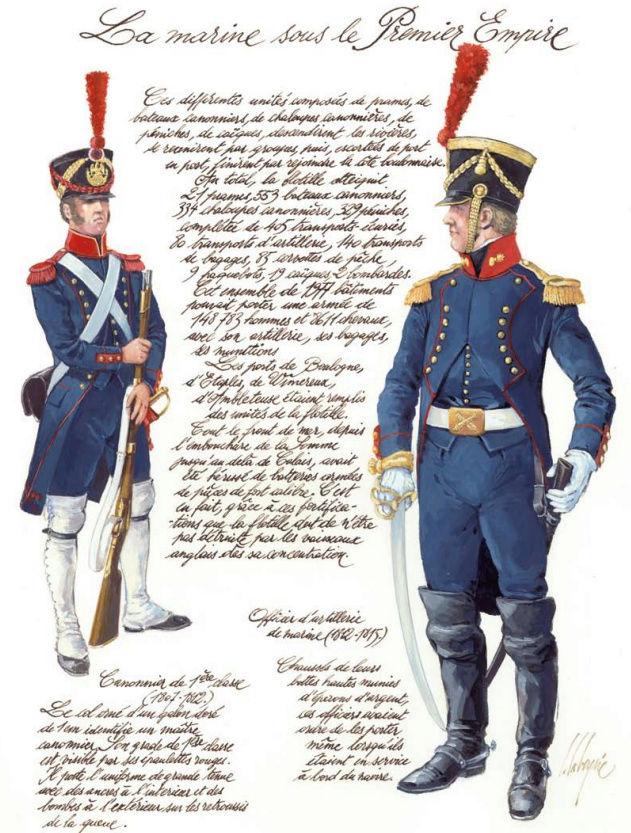 Infanterie et Artillerie de Marine sous la Révolution et l'Empire Labeyr11