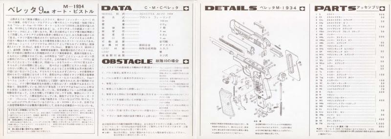 CMC Beretta M1934 Cmcber12