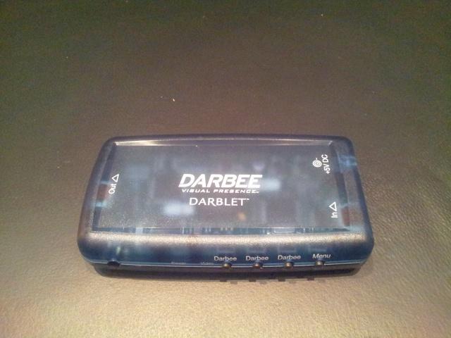 Darbee HDMI Processor (Used) 20140511