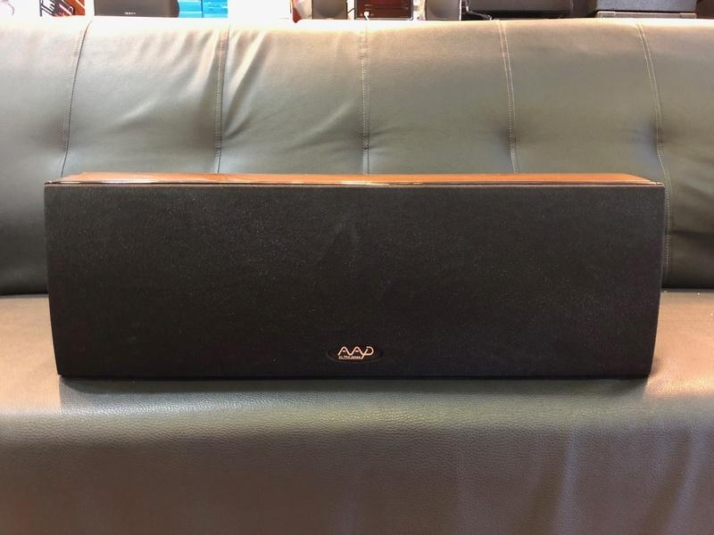 AAD Silver Series Center Speaker (Used)  Img_1513