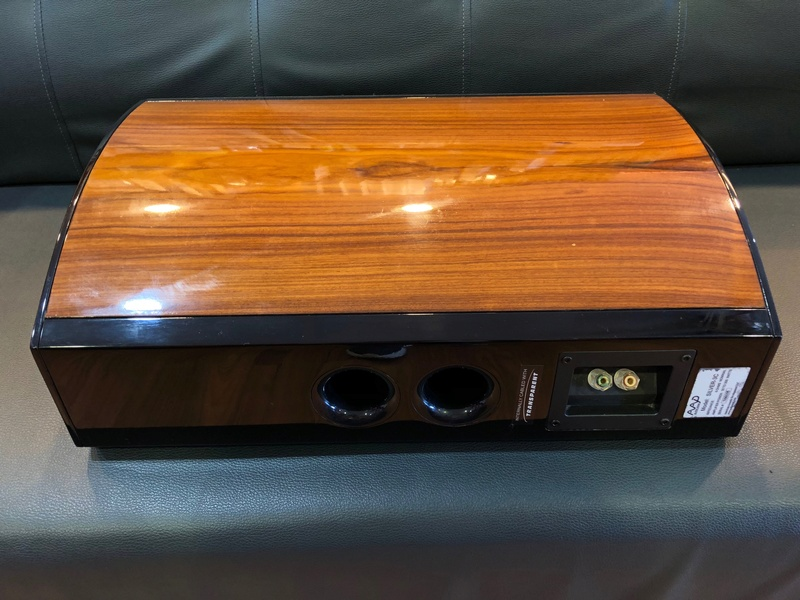 AAD Silver Series Center Speaker (Used)  Img_1515