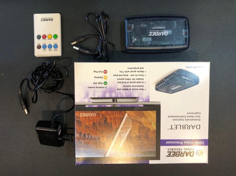 Darbee HDMI Processor (Used) Img_1521