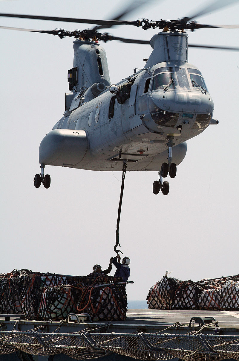 RAVITAILLEURS DE COMBAT (AFS) CLASSE MARS  Boeing20