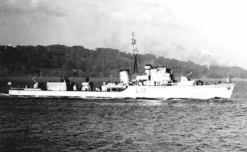 FREGATES ASM CLASSE BROADSWORD (TYPE 22) NV (TERMINE) Hms_at10