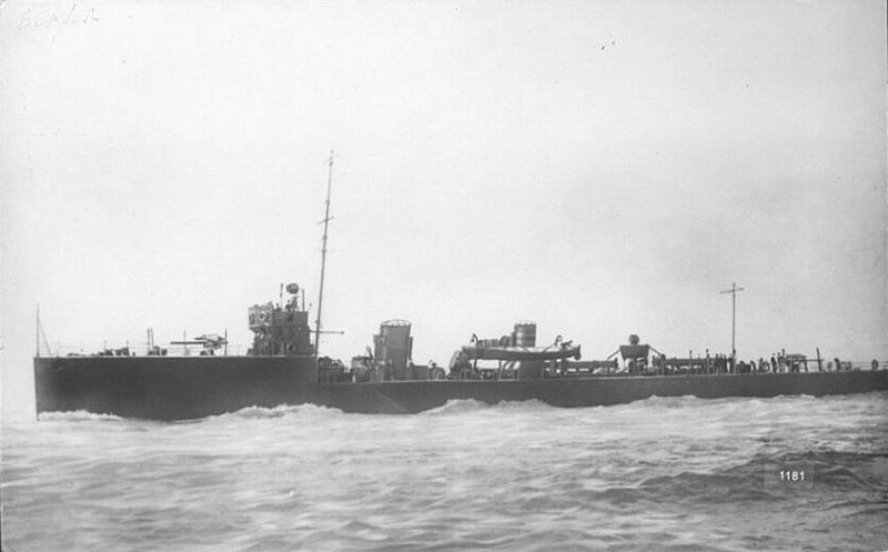 FREGATES ASM CLASSE BROADSWORD (TYPE 22) NV (TERMINE) Hms_be17