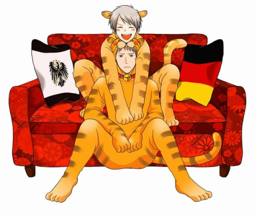 Germanic Countries Tigers10