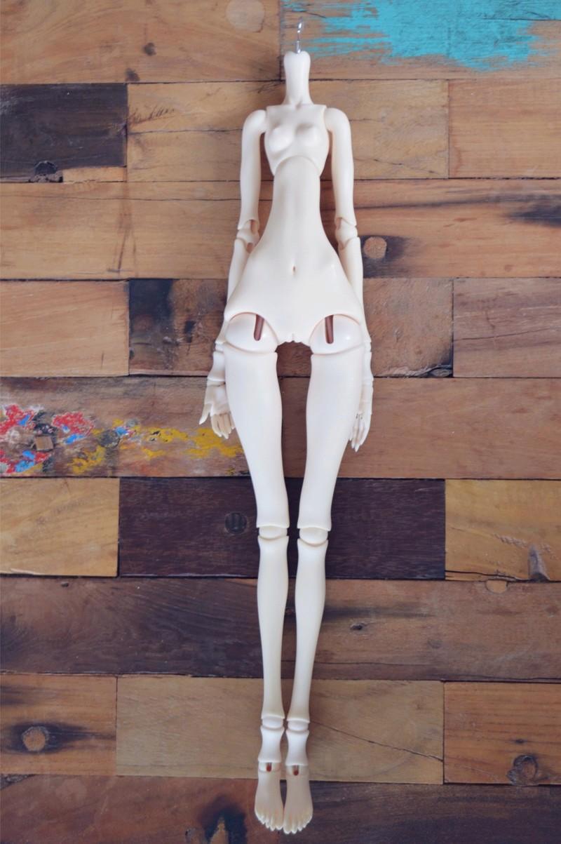 [V] Rosette Doll option Knees Part 17-12-13