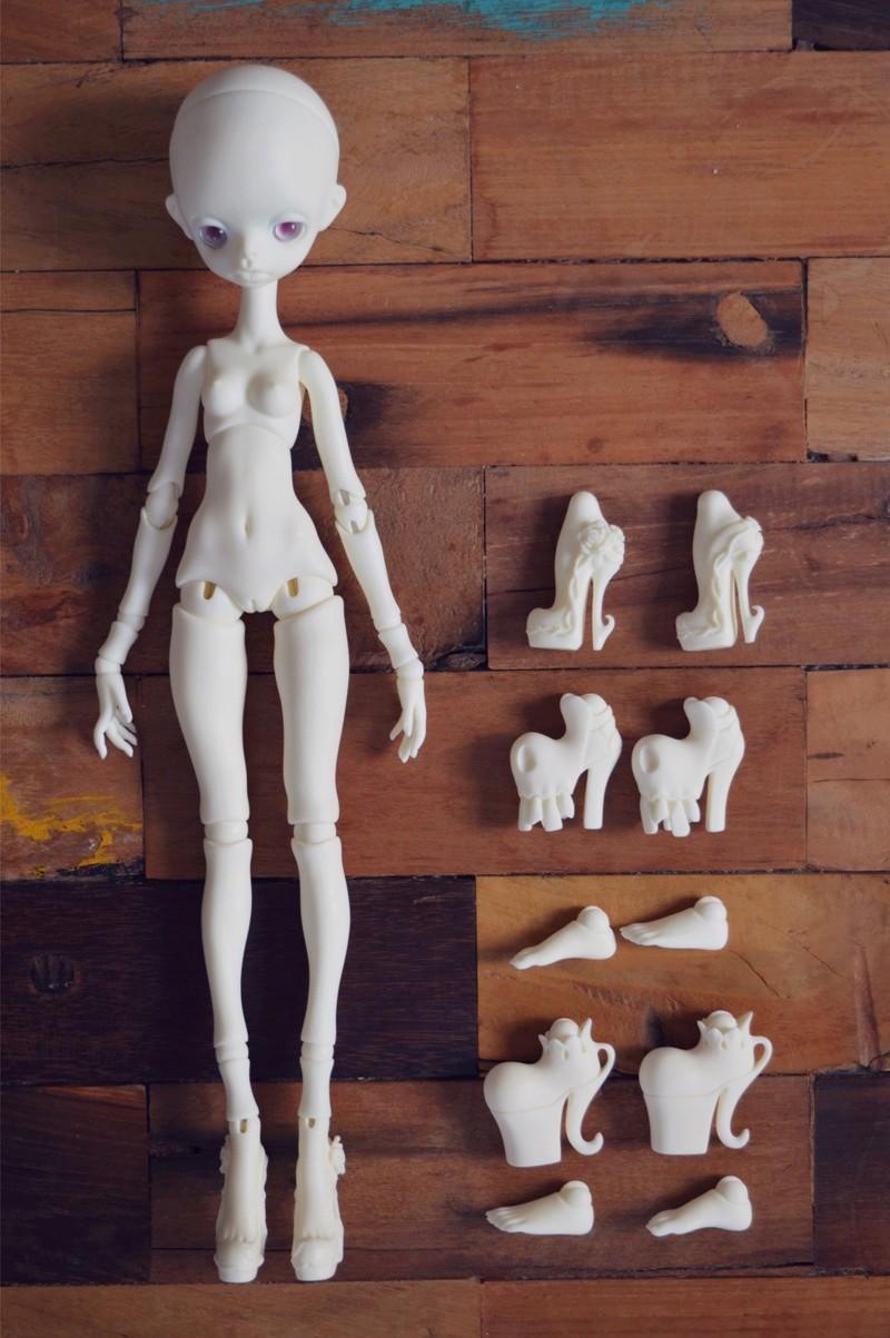 [V] Rosette Doll option Knees Part 17-12-16